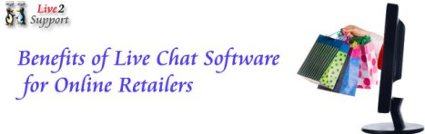 Live Chat Software for Online Retailers